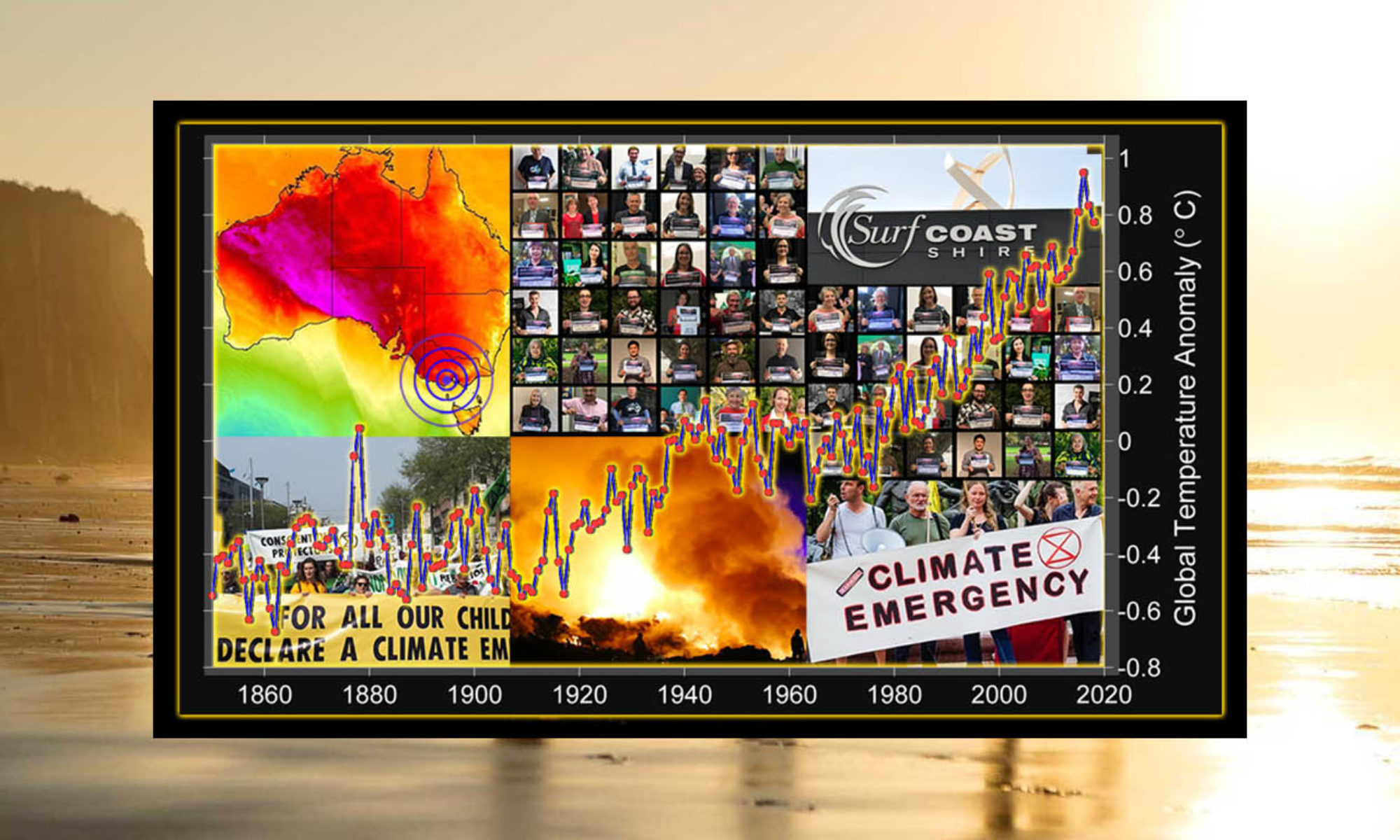 Surf Coast Climate Emergency